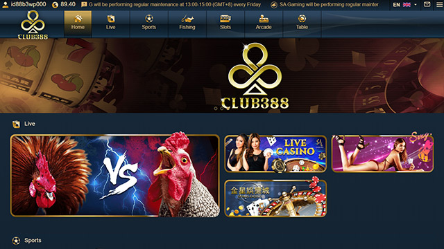 Link Login SV388 Terbaru | Login Club388